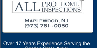 All Pro Home Inspections New Jersey All Pro Home